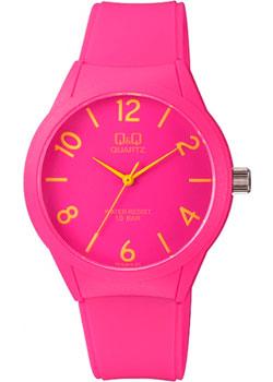Японские наручные  женские часы Q&Q VR28J019. Коллекция Sports