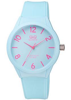 Японские наручные  женские часы Q&Q VR28J021. Коллекция Sports