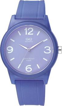 Японские наручные  мужские часы Q&Q VR35J001. Коллекция Sports