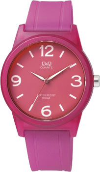 Японские наручные  мужские часы Q&Q VR35J002. Коллекция Sports