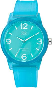Японские наручные  мужские часы Q&Q VR35J003. Коллекция Кварцевые
