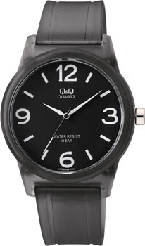 Японские наручные  мужские часы Q&Q VR35J009. Коллекция Sports