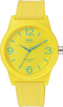 Японские наручные  мужские часы Q&Q VR35J011. Коллекция Sports