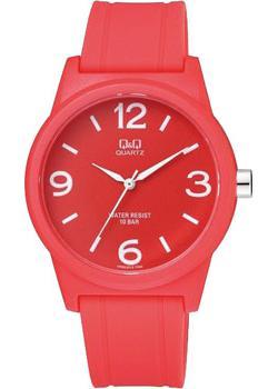 Японские наручные  мужские часы Q&Q VR35J013. Коллекция Sports