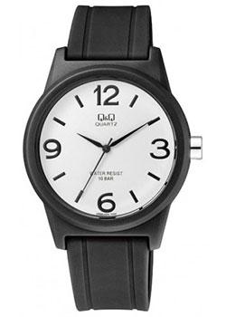 Японские наручные  мужские часы Q&Q VR35J020. Коллекция Кварцевые