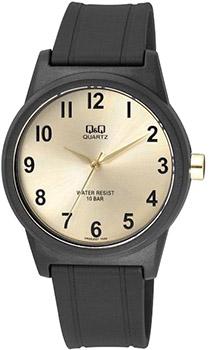 Японские наручные  мужские часы Q&Q VR35J021. Коллекция Sports