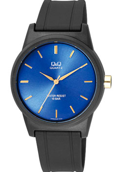Японские наручные  мужские часы Q&Q VR35J026. Коллекция Sports