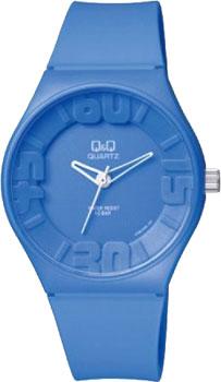 Японские наручные  мужские часы Q&Q VR36J003. Коллекция Sports