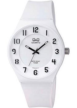 Японские наручные  женские часы Q&Q VR36J009. Коллекция Sports