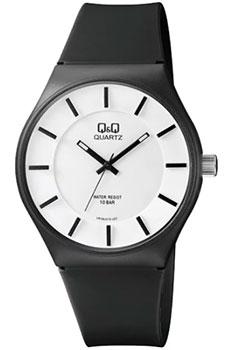 Японские наручные  мужские часы Q&Q VR36J015. Коллекция Кварцевые