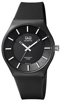 Японские наручные  женские часы Q&Q VR36J016. Коллекция Sports