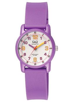 Японские наручные  мужские часы QQ VR41J001. Коллекция Kids.