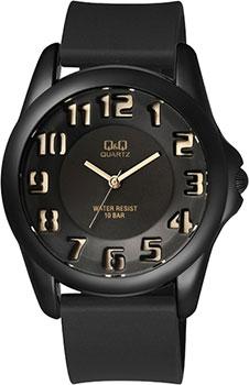 Японские наручные  мужские часы Q&Q VR42J002. Коллекция Sports