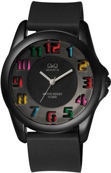 Японские наручные  мужские часы Q&Q VR42J004. Коллекция Sports