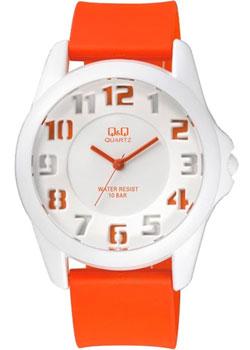Японские наручные  мужские часы Q&Q VR42J008. Коллекция Sports