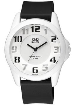 Японские наручные  женские часы Q&Q VR42J009. Коллекция Кварцевые