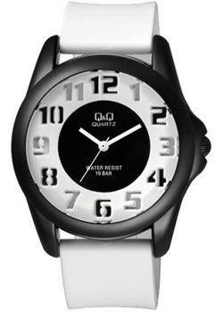 Японские наручные  женские часы QQ VR42J010. Коллекция Sports.
