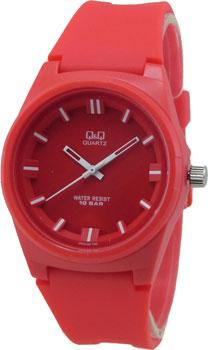 Японские наручные  женские часы Q&Q VR48J004. Коллекция Sports