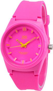 Японские наручные  женские часы Q&Q VR48J009. Коллекция Кварцевые