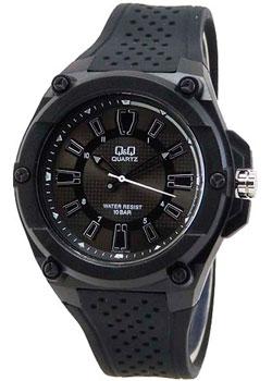 Японские наручные  мужские часы QQ VR50J002. Коллекция Sports.