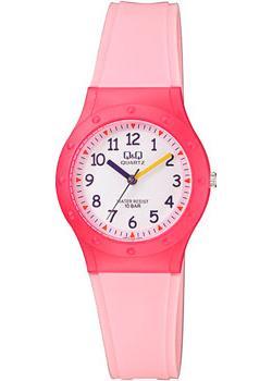 Японские наручные  мужские часы Q&Q VR75J004. Коллекция Kids