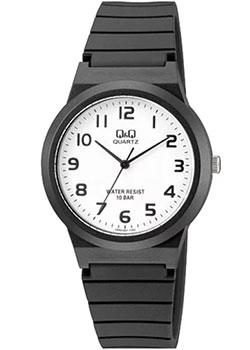 Японские наручные  мужские часы Q&Q VR90J001. Коллекция Кварцевые