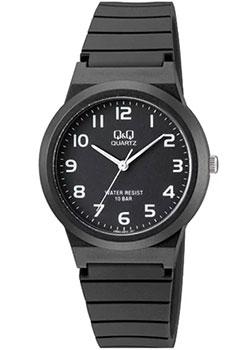 Японские наручные  мужские часы Q&Q VR90J002. Коллекция Кварцевые