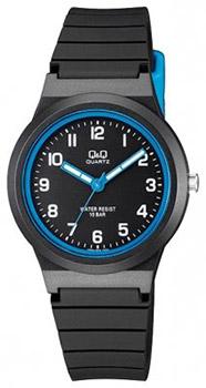 Японские наручные  мужские часы Q&Q VR94J005. Коллекция Kids