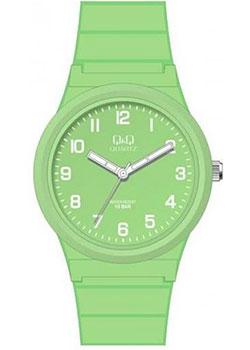 Японские наручные  мужские часы Q&Q VR94J007. Коллекция Кварцевые