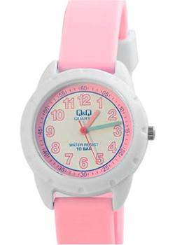 Японские наручные  мужские часы Q&Q VR97J001. Коллекция Kids
