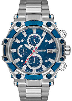 мужские часы Quantum HNG715.390. Коллекция Hunter.