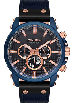 мужские часы Quantum PWG671.969. Коллекция Powertech.
