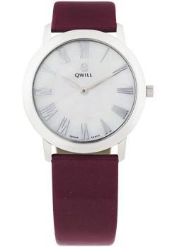 Российские наручные  женские часы Qwill 6050.01.04.9.31A. Коллекция Classic