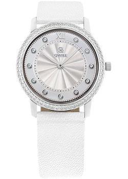 Российские наручные  женские часы Qwill 6050.05.14.9.26A. Коллекция Classic