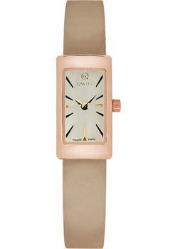 Российские наручные  женские часы Qwill 6052.00.00.1.45A. Коллекция Classic