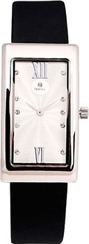 Российские наручные  женские часы Qwill 6053.00.00.9.23A. Коллекция Classic
