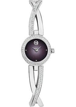 Российские наручные  женские часы Qwill 6076.06.02.9.89A. Коллекция Classic