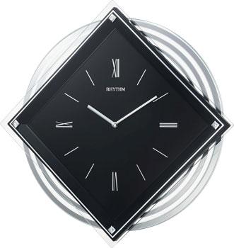Настенные часы  Rhythm 4MP748WR02. Коллекция Настенные часы