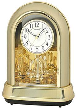 Настольные часы  Rhythm 4RH791WD18. Коллекция Настольные часы