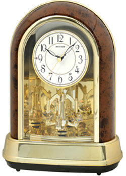 Настольные часы  Rhythm 4RH791WD23. Коллекция Настольные часы