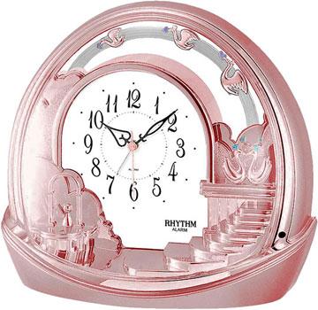 Настольные часы  Rhythm 4SE443WD13. Коллекция Настольные часы