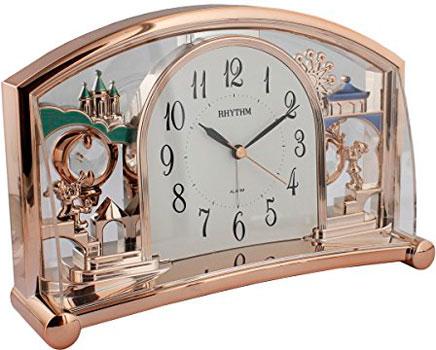 Настольные часы  Rhythm 4SE535WD13. Коллекция Настольные часы