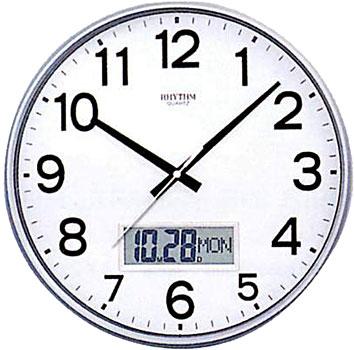 Настенные часы Rhythm CFG706NR19. Коллекция Century.