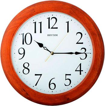 Настенные часы  Rhythm CMG115NR06. Коллекция Настенные часы