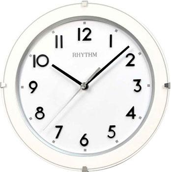 Настенные часы  Rhythm CMG124NR03. Коллекция Настенные часы