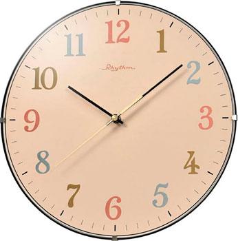 Настенные часы  Rhythm CMG125NR38. Коллекция Настенные часы