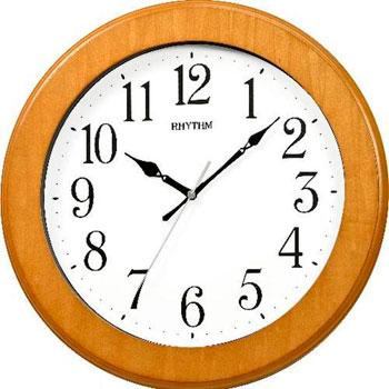 Настенные часы  Rhythm CMG129NR07. Коллекция Настенные часы