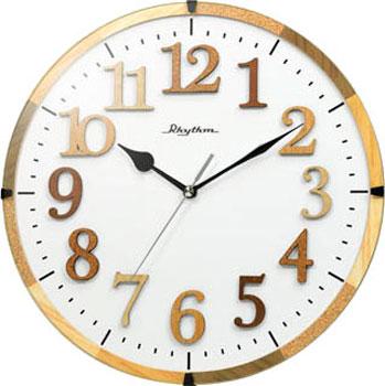 Настенные часы  Rhythm CMG130NR06. Коллекция Настенные часы