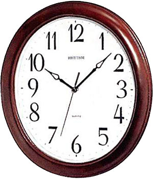 Настенные часы Rhythm CMG271NR06. Коллекция Century.