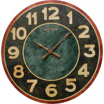 Настенные часы  Rhythm CMG288NR02. Коллекция Настенные часы